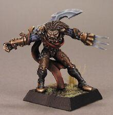 Lurg Reven Solo Reaper Miniatures Warlord Assassin Half Orc Rogue Ranger Melee