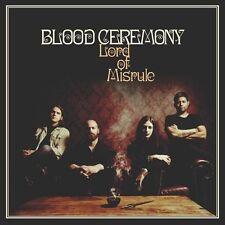 BLOOD CEREMONY - Lord of Misrule (NEW*UK DOOM METAL/PROG ROCK*THE DEVIL'S BLOOD)