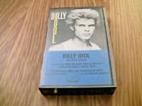 Billy Idol - Don't Stop & MTV Interview (1983) with Mony Mony Cassette Tape