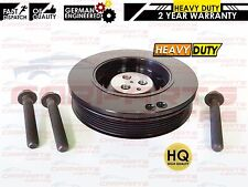 FORD MONDEO 2.0 2.2 DI TDCI TORSION VIBRATION CRANKSHAFT CRANK PULLEY BOLT KIT