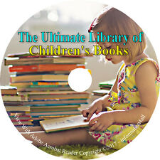 Childrens Kids 456 Books, Stories, Fairy Tales, Picture, Nursery Rhymes on DVD