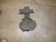 1955,1956 chevrolet 1957 heater box parts used