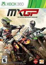 MXGP: The Official Motocross Videogame  --  Microsoft Xbox 360 Game w/ Case