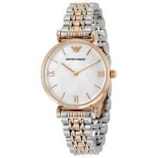New Armani AR1683 Classic Women's Rose Gold  watch