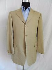 SHARP Canali Suit 42 L Long 100% Wool  - DRY CLEANED!