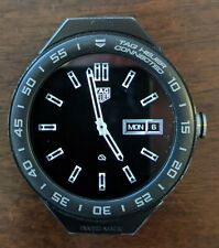TAG Heuer Connected Modular 45 Smart Watch Black Dial Mens.(Module Only)