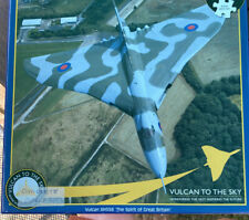 Jigsaw Puzzle Vulcan To The Sky XH558 1000 PIECE Boxed Complete.