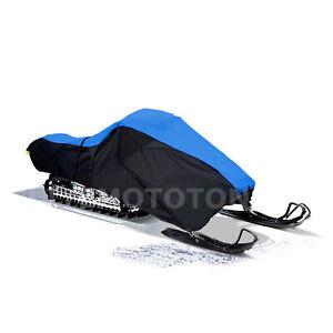 Ski Doo Legend 380 500 550 600 700 800 Premium Snowmobile Trailerable Sled Cover