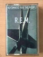 R.E.M. Automatic For The People REM PHILIPPINES CASSETTE TAPE REM
