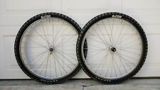 """Vintage Mountain Bike. Ritchey Expert 26"""" Wheels+Tires and Tubes."""