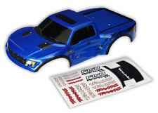 NEW Traxxas Ford Raptor Blue Body w/Decals:Slash /Slash VXL/Slash 4x4 SHIPS FREE
