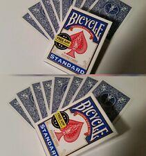 2 Svengali Decks bogo magic cards -see Video ! Blue 2 different force cards new