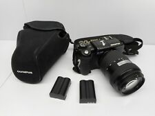 Olympus E300 Evolt 8.0 MP Digital SLR Camera 40-150mm Lens, 2 Batteries & Case
