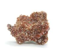 Choice Vanadinite Crystals on Matrix Mineral Specimen *Mibladen, Morocco*