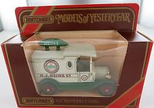 MATCHBOX MODELS OF YESTERYEAR Y-12 1912 MODEL T FORD. HEINZ. LIMITED EDITION
