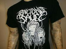 RANCID NUT SAUCE CONCERT T SHIRT Underground Death Metal Gore Devouring Innards