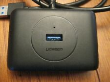 UGREEN 4 Port USB Hub 3.0 Data Hub 3ft Extension Cable, Perfect Condition