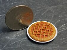 Dollhouse Miniature Cherry Pie Food 1:12 One inch scale Y17 Dollys Gallery