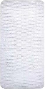 Small Cushion Bath Mat White - Room Essentials 16x30 Tub mat