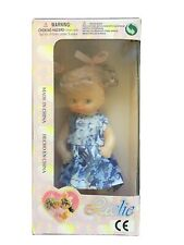 �Leslie Doll with Blonde Braids 6� Tall, New In Box