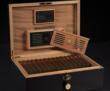 Famous Daniel Marshall Ambiente Humidor w/Lift out tray for 125 Cigar 20125