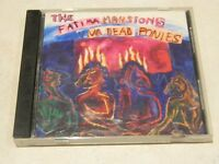 The Fatima Mansions Viva Dead Ponies CD [Irish Hard Rock]