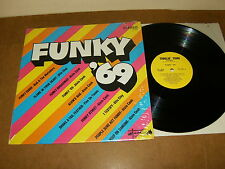 Various artists : FUNKY 69 - USA LP - TODDLIN TOWN TTS 3001 - funk soul rnb
