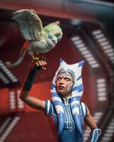 Gentle Giant Star Wars Premier Collection Ahsoka Tano Clone Wars Statue IN HAND!