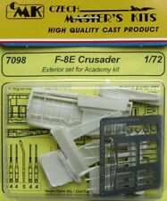 CMK 1/72 F-8E Crusader Exterior Set for Academy # 7098
