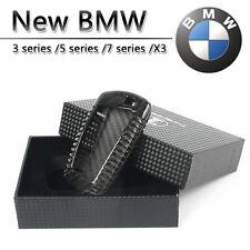 New Luxurious BMW Carbon Fiber Key Holder BMW 5 6 7 SERIES