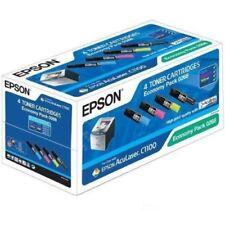 Mehrfarbige Epson Drucker-Tonerkassetten für Angebotspaket