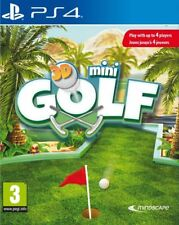 3D Mini Golf PS4 PlayStation 4 Brand New Factory Sealed