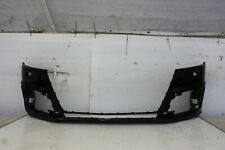 AUDI Q7 S LINE GENUINE FRONT BUMPER 2015-ON 4M0807437