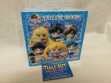 SAILOR MOON 20TH ANNIVERSARY MINI FIGURES SET MEGAHOUSE NEW VERY RARE