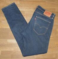 """elastische LEVI`S 512 Herren- JEANS / LEVIS Blue- Jeans in blau in W34"""" /L34"""""""