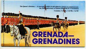 Grenada - Grenadines 25th Anniversary of The Coronation Booklet Mint