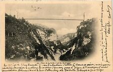 CPA   Pont de la Caille - 147 m de hauteur   (439576)