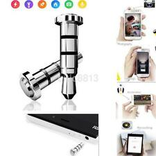 Headphone Earphone Jack Smartphone Dust Plug Quick Button Smart Key For Android