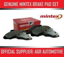 MINTEX REAR BRAKE PADS MDB2566 FOR VOLKSWAGEN POLO 1.4 (288MM DISCS) 2002-2009