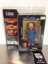 NECA Cult Classics Serie 4 Child's Play 3 Chucky New Sealed