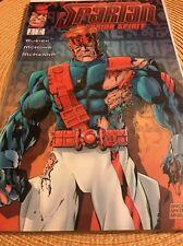 Spartan Warrior Spirit October 1995 #3 Image Comic Book