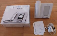 Altigen iFusion AP300 SmartStation mano telefono iPhone 3G/3GS/4/4S Bianco 30 Pin