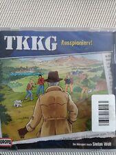 TKKG Ausspioniert Hörspiel NEU Europa CD Sony Music Stefan Wolf 88843031402