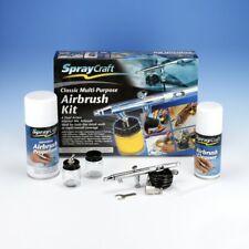 Aerografo Spraycraft Sp50 con Accessori Sp50k - modelcraft modellismo