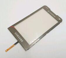 Samsung i900 8gb pieza de recambio pantalla táctil de vidrio nuevo original!