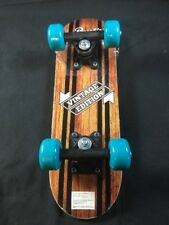 Paul's Quality Gear Vintage Edition Youth Mini Skateboard Children's Kids VGUC