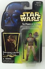 Kenner Star Wars Power Of The Force 2 Hologram Lando Calrissian As Skiff Guard A