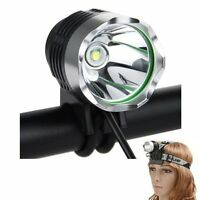 XM-L T6 Bicycle Bike USB LED Head Light Lamp Headlamp Flashlight 1200 lumen