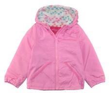 London Fog Infant Girls' Pink Fleece Lined Jacket Size 12M 18M 24M $40