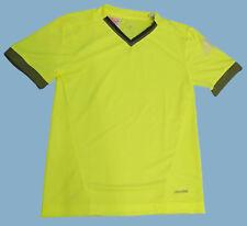 "adidas ""AX CLMLT JSY Y""  Kinder Jungen T-Shirt Sommer Sport Shirt gelb Gr. 164"